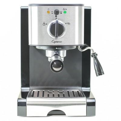 Capresso Pump Espresso/Cappuccino Machine -Stainless Steel EC100 116.04