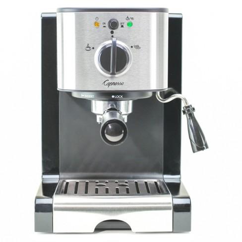 Capresso EC100 Pump Espresso & Cappuccino Machine Stainless Steel 116.04 - image 1 of 3