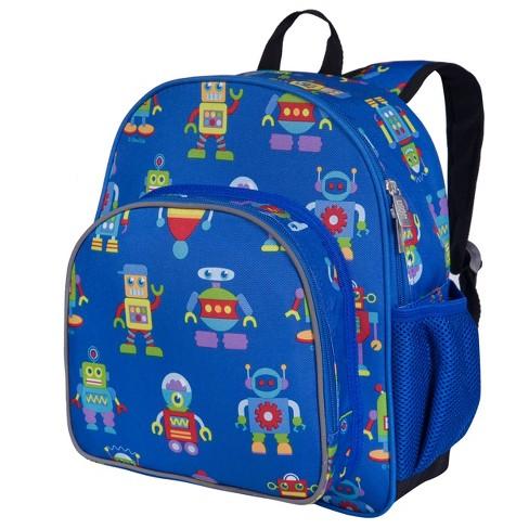 Wildkin Robots 12 Inch Backpack - image 1 of 4
