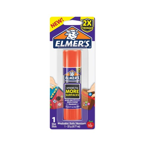 Elmer's 1ct 22g Extra Strength Glue Stick - image 1 of 4