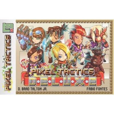 Pixel Tactics - Deluxe Board Game