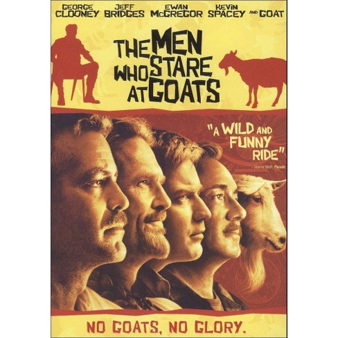 The Men Who Stare at Goats (dvd_video) - image 1 of 1