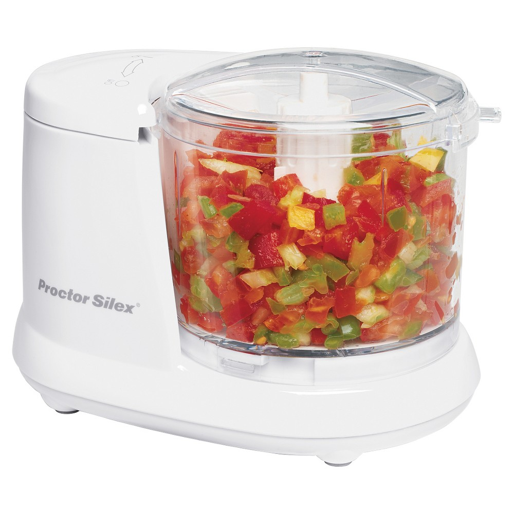 Proctor Silex 1.5 Cup Food Chopper – White 72500RY 12833954