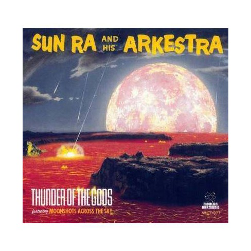 Sun Ra - Thunder Of The Gods (CD) - image 1 of 1