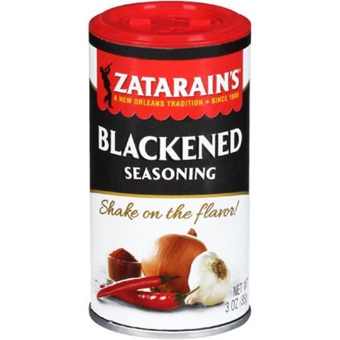 Zatarain's Blackened Fish Seasoning 3 oz - image 1 of 4