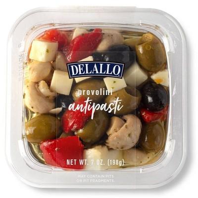 DeLallo Provolini Antipasti in Oil - 7oz