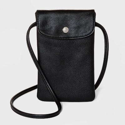 Magnetic Closure Phone Crossbody Bag - Wild Fable™