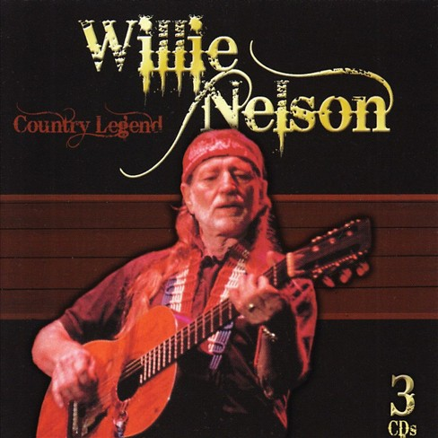 Willie nelson - Country legend (CD) - image 1 of 1