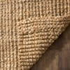 Maricela Solid Woven Rug - Safavieh - image 3 of 3