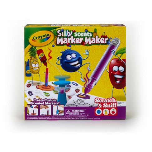 Crayola® Silly Scents™ Marker Maker - image 1 of 6