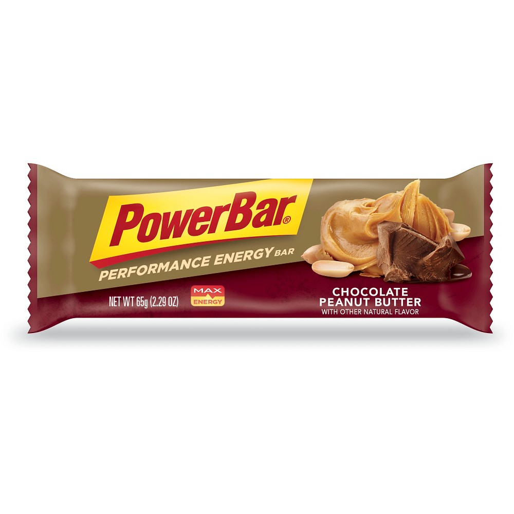 PowerBar Performance Energy Bar - Chocolate Peanut Butter - 12ct