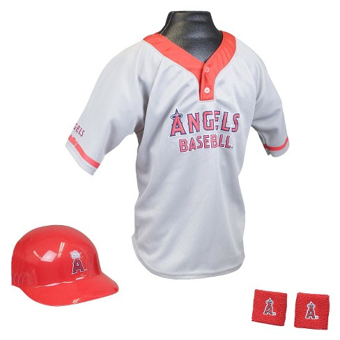 MLB Franklin Helmet and Jersey Costume Set - image 1 of 2