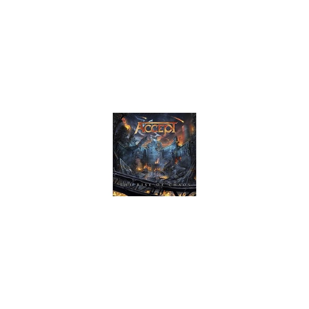 Accept - Rise Of Chaos (CD)