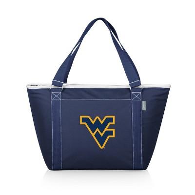 NCAA West Virginia Mountaineers Topanga Cooler Tote Bag Blue - 19qt