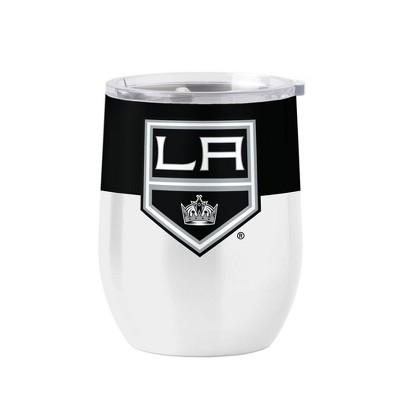 NHL Los Angeles Kings 16oz Retro Wine Tumbler