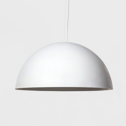 Metal Dome Pendant Lamp (Includes Energy Efficient Light Bulb) + Leanne Ford  - Project 62™ - image 1 of 5