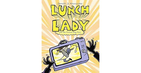 Lunch Lady 8 : Lunch Lady and the Picture Day Peril (Paperback) (Jarrett J. Krosoczka) - image 1 of 1