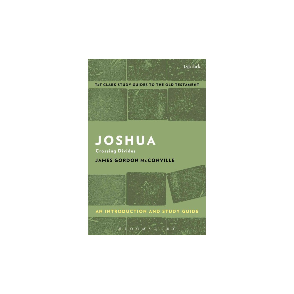 Joshua : An Introduction and Study Guide: Crossing Divides (Paperback) (James Gordon Mcconville)