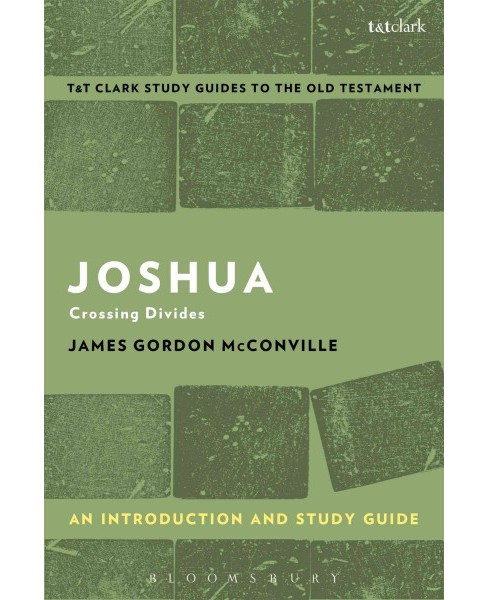 Joshua : An Introduction and Study Guide: Crossing Divides (Paperback) (James Gordon Mcconville) - image 1 of 1