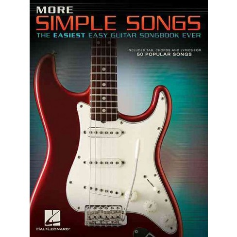 More Simple Songs The Easiest Easy Guitar Songbook Ever Paperback