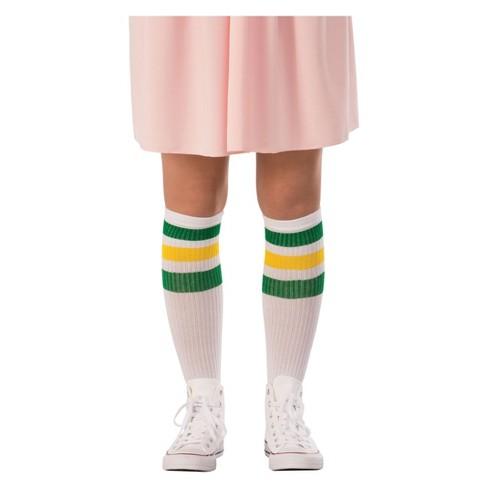 Women's Stranger Things Eleven Costume Socks - image 1 of 1