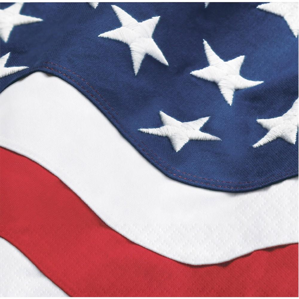 Image of 16ct Freedoms Flag Beverage Napkins