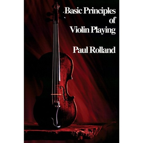 Alfred ASTA Basic Principles of Violin Playing Book - image 1 of 1
