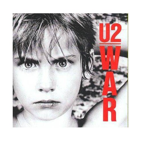 U2 - War (CD) - image 1 of 3
