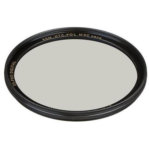 B + W 72mm XS-Pro Kaesemann High Transmission Circular Polarizer Filter, MRC Nano Coating - image 1 of 1