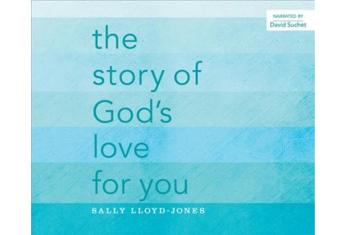 Story of God's Love for You (Unabridged) (CD/Spoken Word) (Sally Lloyd-Jones) - image 1 of 1