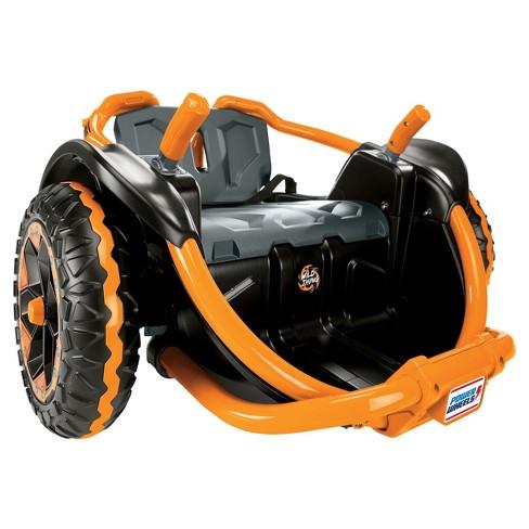 Fisher-Price Power Wheels Wild Thing - Orange