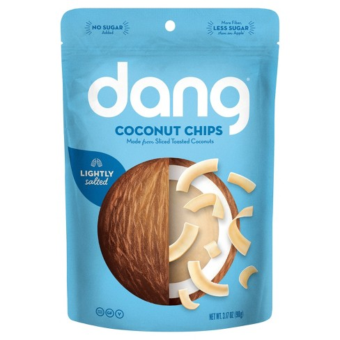 Dang® Lightly Salted Coconut Chips - 3.17oz - image 1 of 1