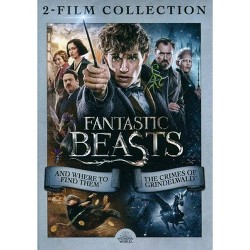 Fantastic Beasts 1 & 2 (DVD)