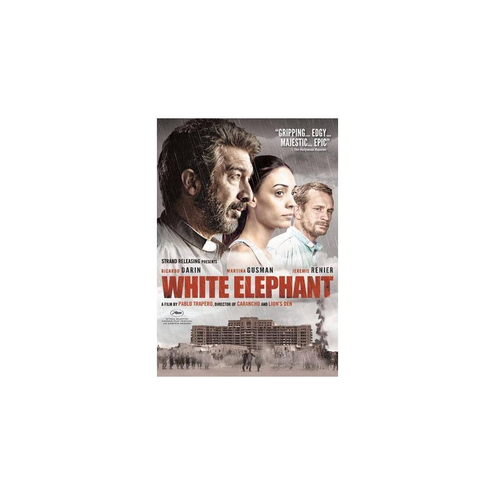 White Elephant Dvd
