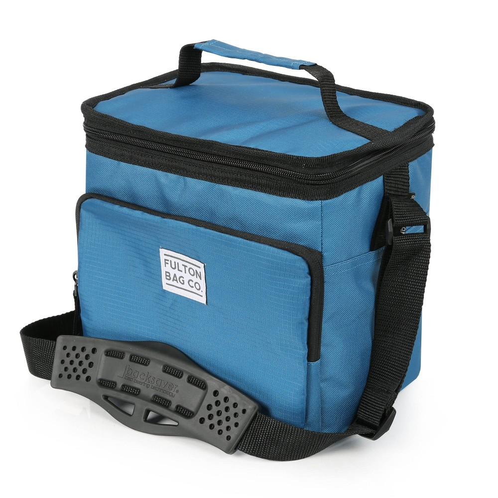 Image of Fulton Bag Co 9 Can Hardbody Cooler - Blue Sapphire