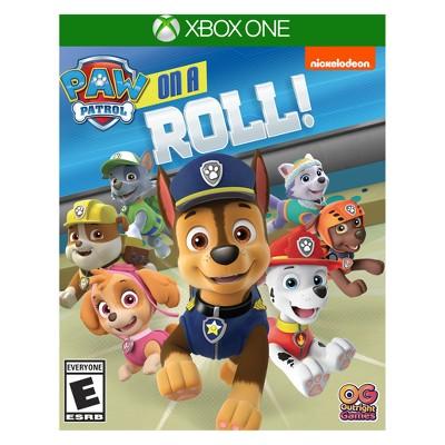 Paw Patrol: On a Roll - Xbox One