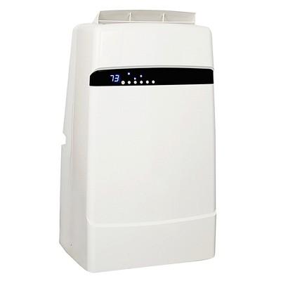 Whynter 12000-BTU Eco-friendly Dual Hose Portable Air Conditioner ARC-12SD White