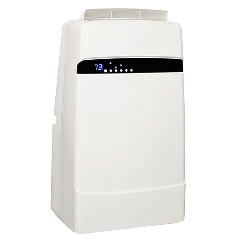 Whynter - 12000-BTU Eco-friendly Dual Hose Portable Air Conditioner - White - image 1 of 3
