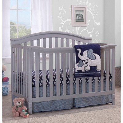 Sorelle Berkley Standard Full-Sized Crib Gray