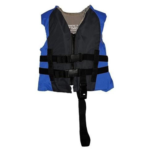 Poolmaster Coast Guard Approved Swim Vest - Blue - image 1 of 1