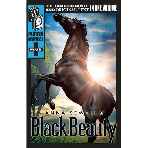 Black Beauty - (Puffin Graphics Plus) by  Anna Sewell (Paperback) - image 1 of 1