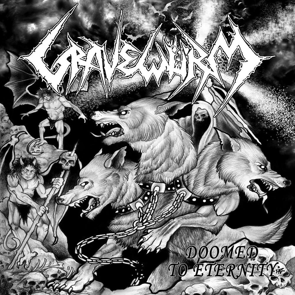 Gravewurm - Doomed To Eternity (CD)