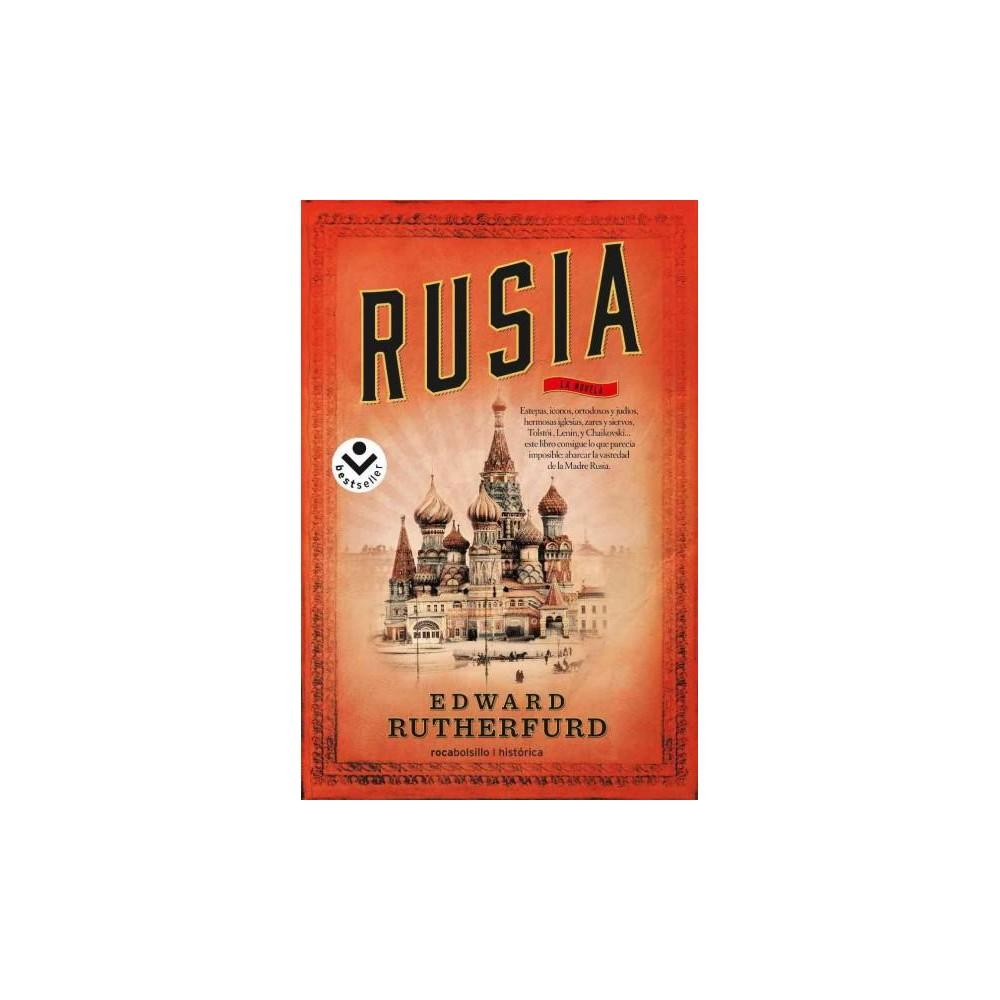 Rusia / Russka (Paperback) (Edward Rutherfurd)