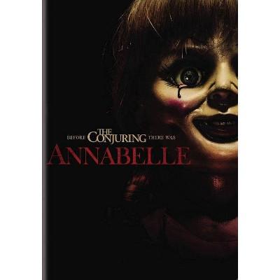 Annabelle (DVD + Digital)