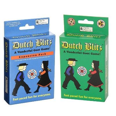 Dutch Blitz: A Vonderful Goot Game!