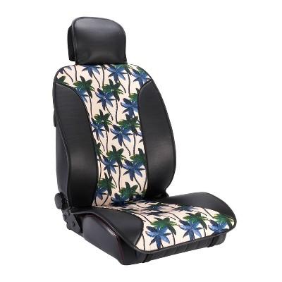LUNNA 1pc Palm Tree Seat Vest Embellished with Swarovski Crystals