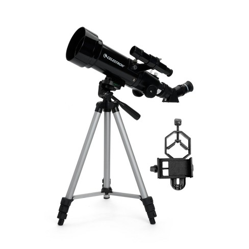 Celestron 70mm Portable Travel Telescope with Basic Smartphone Adapter - image 1 of 4