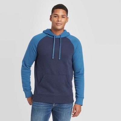 Men's Regular Fit Fleece Pullover Hoodie - Goodfellow & Co™