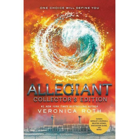 Allegiant Divergent) (Collectors) (Hardcover) by Veronica Roth - image 1 of 1