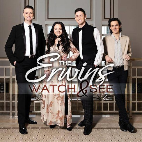 Erwins - Watch & See (CD) - image 1 of 1
